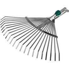 Грабли садовые веерные, регулируемые, 22 зубца, 300-450 мм RACO 4230-53852