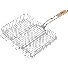 Решетка-гриль Barbecue объемная GRINDA 424710