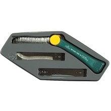 Нож садовода 3-в-1, три сменных лезвия из нерж стали RACO 4204-53/345B