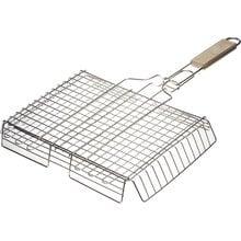 Решетка-гриль Barbecue объемная GRINDA 424732