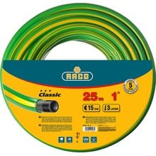 Шланг CLASSIC поливочный, 15атм., армированный, 3-х слойный, 1х25м RACO 40306-1-25_z01