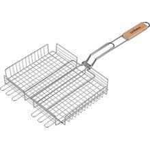 Решетка-гриль Barbecue объемная GRINDA 424711