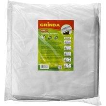 Укрывной материал GRINDA, СУФ-42, белый, фасованый, ширина - 2,1м, длина - 10м 422374-21