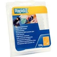 Универсальные клеевые стержни (7 мм; 125 г) Rapid  40107350