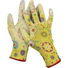 Перчатки садовые, 13 класс вязки, размер M GRINDA 11290-M