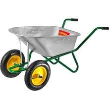 тачка садово-строительная двухколесная, 180 кг GRINDA 422397_z01