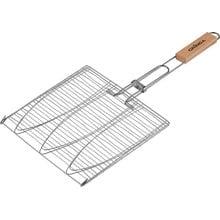 Решетка-гриль Barbecue для рыбы трехсекционная GRINDA 424721