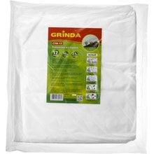 Укрывной материал GRINDA, СУФ-17, белый, фасованый, ширина - 2,1м, длина - 10м 422370-21