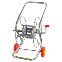 Катушка для шланга, металлическая, на колесах GRINDA 8-428437