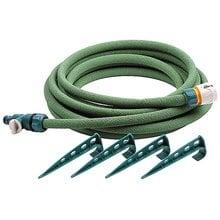 Набор: шланг сочащийся с коннекторами и колышками, 1/2 x 7.5 м RACO 4270-55925