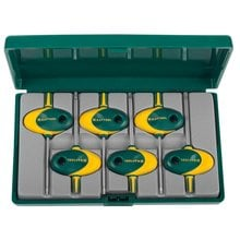 Набор имбусовых мини-ключей для точных работ 6 предметов TX 6-20 Kraftool EXPERT 27440-H6