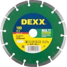 Круг отрезной алмазный DEXX 36701-180_z01