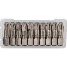 Биты торсионные PZ3 25 мм 10 шт. Kraftool 26123-3-25-10