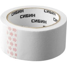 Малярная лента креповая 48 мм 25 м СИБИН 12111-50_z01