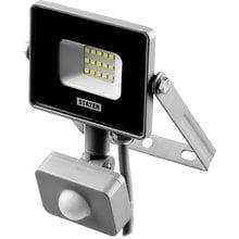 Прожектор светодиодный с датчиком движения 10 Вт STAYER PROFI 57133-10