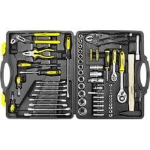 Набор слесарно-монтажного инструмента 72 предмета STAYER MASTER 27760-H72
