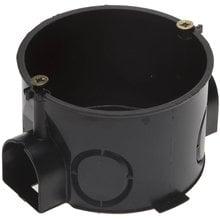 Коробка установочная 60х40 мм, под штукатурный монтаж, круглая СВЕТОЗАР SV-54901