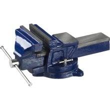 Тиски слесарные с поворотным механизмом DEXX 32470-150