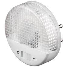 Светильник-ночник, U-образная люминесцентная лампа, с выключателем, 1W, цветовая температура 2700К СВЕТОЗАР SV-57985