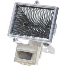 Прожектор галогенный с датчиком движения 500 Вт СВЕТОЗАР SV-57113-W