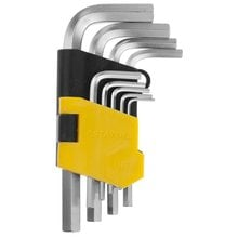 Набор имбусовых ключей 9 предметов HEX 1.5-10 STAYER MASTER 2740-H9