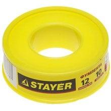Фумлента 12 мм 10 м STAYER MASTER 12360-12-040