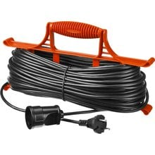 Удлинитель электрический 50 м ПВС 2 х 0.75кв мм 1 гнездо STAYER MASTER 55018-50