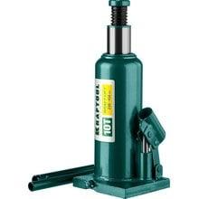Домкрат гидравлический бутылочный 10 т 230-456 мм Kraftool 43462-10_z01