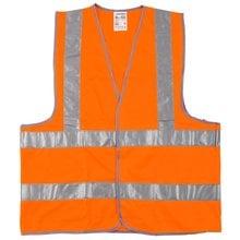 Жилет флуоресцентный оранжевый (52-54) STAYER MASTER 11621-52