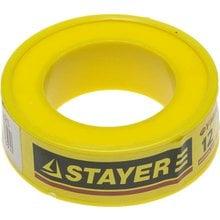 Фумлента 12 мм 10 м STAYER MASTER 12360-12-025