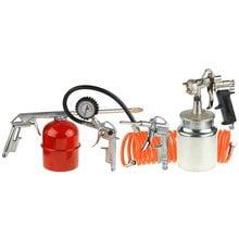 Универсальный набор пневматического инструмента 5 предметов STAYER 06487-H5