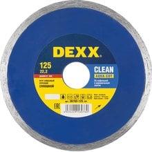 Круг отрезной алмазный DEXX 36703-125_z01