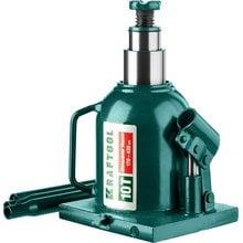 Домкрат гидравлический бутылочный двухштоковый 10 т 170-430 мм Kraftool 43463-10