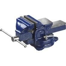 Тиски слесарные с поворотным механизмом DEXX 32470-100