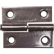 Петля дверная разъемная правая цвет коричневый 50 мм STAYER MASTER 37613-50-3R