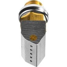 Широкая насадка для термоклеящих пистолетов 5 отверстий Kraftool PRO 06885-5-1.2