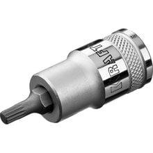 Торцевая бита-головка SPLINE М5 1/2 Kraftool INDUSTRIE QUALITAT 27911-05_z01