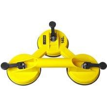 Стеклодомкрат MAXLift, пластмассовый, тройной, 140 кг STAYER 33718-3