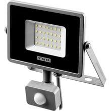 Прожектор светодиодный с датчиком движения 30 Вт STAYER PROFI 57133-30