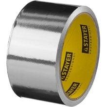 Алюминиевая лента, STAYER Professional 12268-50-10, до 120°С, 50мкм, 50мм х 10м STAYER 12268-50-10