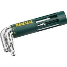 Набор имбусовых ключей 8 предметов TX HOLE 10-50 Kraftool EXPERT 27433-1_z01
