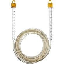 Гидроуровень с усиленной измерительной колбой большого размера, d 8мм, 5м, STAYER