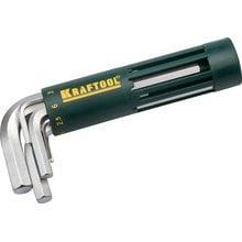 Набор имбусовых ключей 8 предметов HEX 2-10 Kraftool EXPERT 27430-1_z01