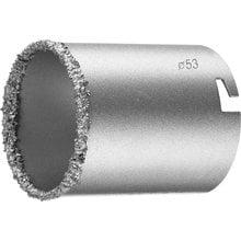 Коронка кольцевая с напылением из карбида вольфрама 53 мм Kraftool 33401-53_z01