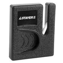 Точилка для ножей компактная STAYER MASTER 47511