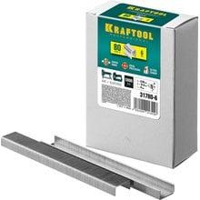 Скобы тип 80 6 мм 5000 шт. Kraftool 31780-6
