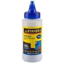 Краска для разметочных шнуров синяя 115 г STAYER 2-06401-1_z01