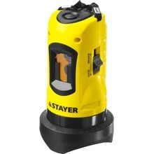 Лазерный нивелир SLL-1 STAYER 34960