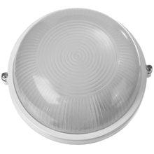 Светильник STARLight светодиодный, влагозащищенный IP54, алюм. корпус, стекло, круг, белый, 4000К, 6(50Вт) STAYER 57360-50-W