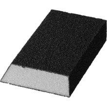 Губка шлифовальная угловая 100x68x26 мм P80 STAYER MASTER 3561-080